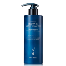A.H.C Premium Hydra B5 Family Cleanser 透明質酸綠茶2合1卸妝潔面乳 300ml