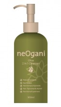 neOgani Olive 2 in 1 Cleanser 二合一橄欖潔面啫喱 300ml