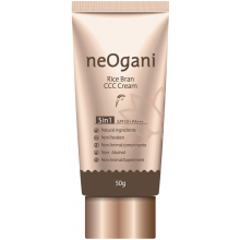 neOgani Rice Bran 5in1 CCC Cream SPF50+ PA+++ 5合1米糠CCC霜 50g
