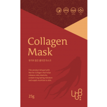 UGB Dong An Collagen Mask 童顏膠原蛋白面膜  25g x 10片