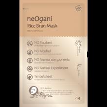 neOgani Rice Bran Mask 米糠面膜 25g x 10片