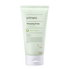Primera Natural Rich Cleansing Foam 西蘭花豐盈潔面乳 150ml