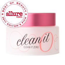 Clean It Zero Makeup Remover Cream 皇牌卸妝乳 100ml