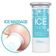 LINDSAY Ice Massage Ice Cooler 多功能冰鎮按摩棒