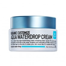 Nuganic Customize Aqua Waterdrop Cream 水凝面霜 50g