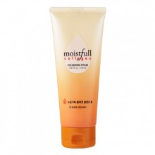 Etude House Moistfull Collagen Cleansing Foam 膠原蛋白保濕潔面泡沫 150 ml