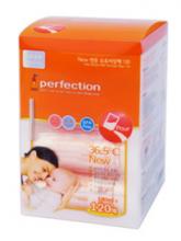 Perfection temperature sensor breast milk storage bags 感溫母乳儲存袋 120個/盒