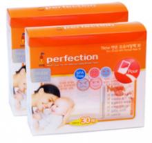Perfection temperature sensor breast milk storage bags 感溫母乳儲存袋 30個/盒
