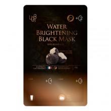 UGB Water Brightening Black Mask 童顏黑松露水光黑面膜 25gx10