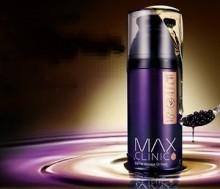 Max Clinic Caviar Massage Oil Foam    神奇逆轉6合1魚子精油深層保濕卸妝洗臉油 110g