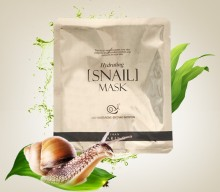 CARINO Hydrating Snail Mask 麗仁堂地漿水蝸牛精華原液面膜10片