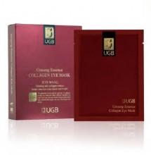 UGB Ginseng Essence Collagen Eye Mask 人蔘精華膠原蛋白保濕眼膜 8pairs/box
