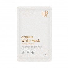 UGB Dong An Arbutin White Mask  童顏熊果素面膜 25g x 10片