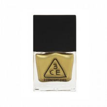 3CE NAIL LACQUER #GD01