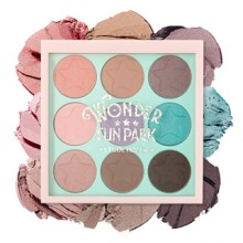 Etude House wonder fun park 眼影盒 1g*9