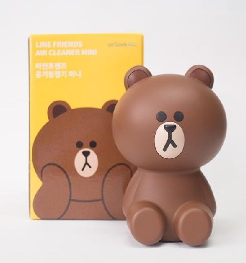line friends air cleanser 熊大空气净化机