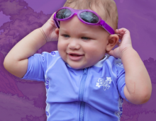 Baby Banz Adventure Range sunglasses 兒童護眼太陽鏡